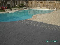 Oasis Fiberglass Pool in Sod, WV